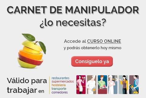 Manipulador de Alimentos